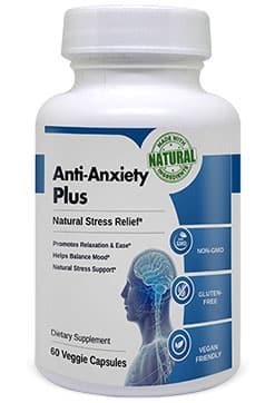 Anti-Anxiety Plus UK