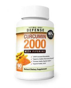 Curcumin 2000 UK Review