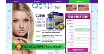 acnezine website