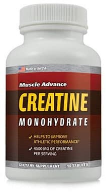 Creatine Muscle Builder UK
