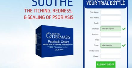 Dermasis Psoriasis Cream in UK, Ireland, Europe