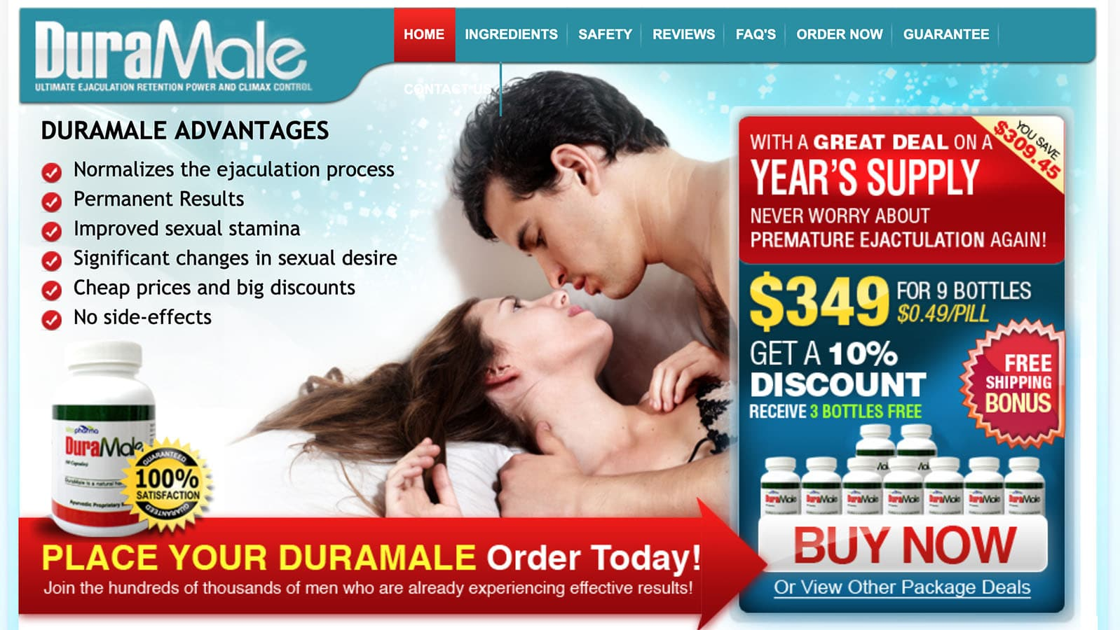 duramale uk website