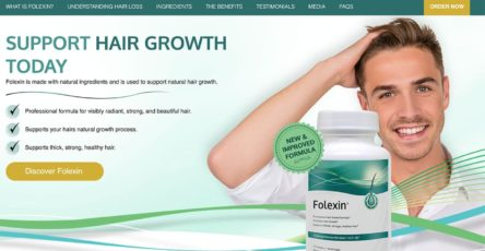 Folexin Uk Website