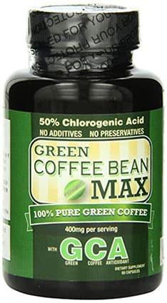 Green Coffee Bean Max UK