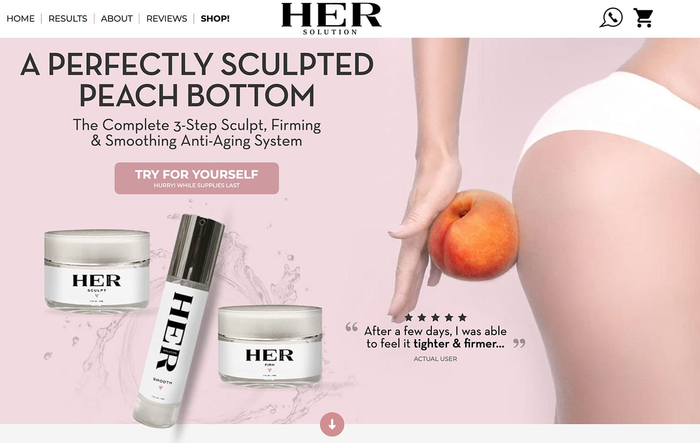 Hersolution Booty Sculpt