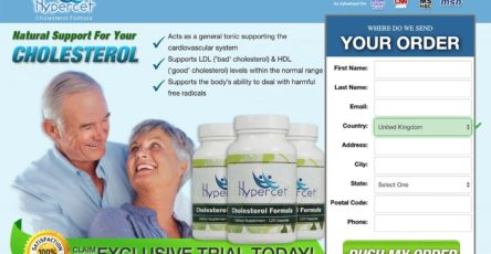 Hypercet Cholesterol Formula