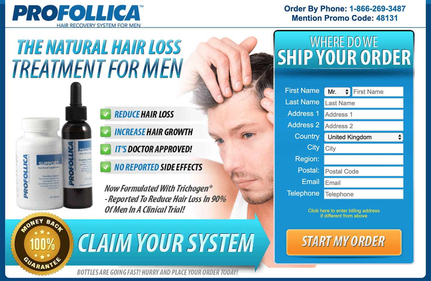 profollica uk website