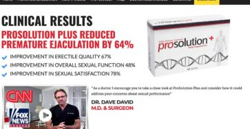 prosolution plus uk website
