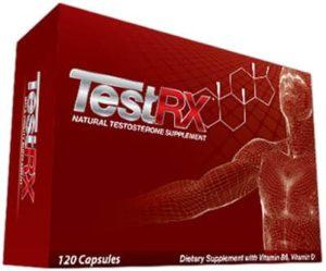 TestRX 120 Capsules
